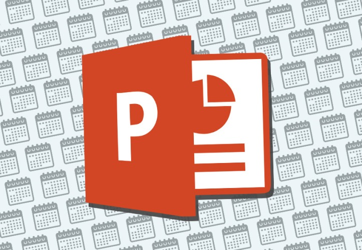 How to Quickly Insert a calendar in PowerPoint with Templates